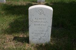 Albert Christian Ahrens