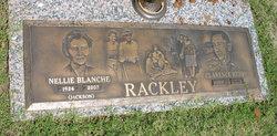 Nellie Blanche <i>Jackson</i> Rackley
