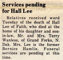 Hall Lee