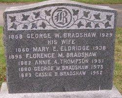 Cassie Belle <i>Cordner</i> Bradshaw