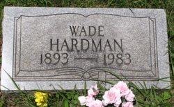Clayton Wade Hardman