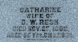 Catharine Resh