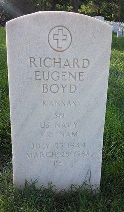 SMN Richard Eugene Boyd