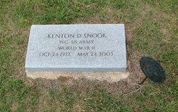 Kenton Dale Snook, Sr