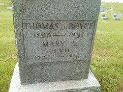 Thomas J. Boyce