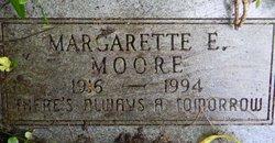 Margarette Elizabeth Dee <i>Garthright</i> Moore