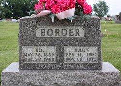 Mary Border