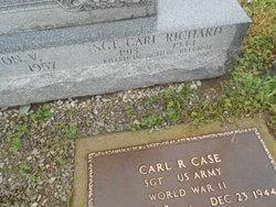 Pvt Carl Richard Case