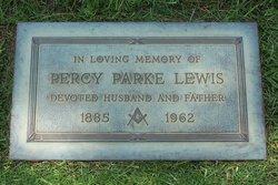 Percy Parke Lewis
