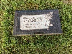 Adella Blanche <i>Shuman</i> Corning/Sammons