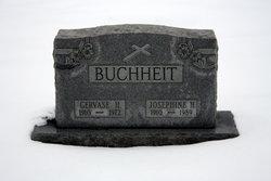 Josephine Helen <i>Straub</i> Buchheit