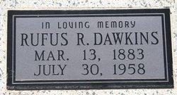 Rufus Raymond Dawkins