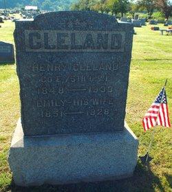 Emily <i>Tubbs</i> Cleland