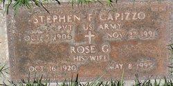 Rose Marie <i>Affagado</i> Capizzo