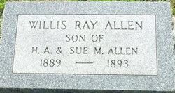 Willis Ray Allen
