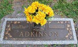 Nannie V Nancy <i>Smith</i> Adkinson