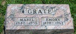 Mabel <i>McCartney</i> Grate