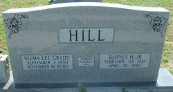 Wilma Lee <i>Grady</i> Hill