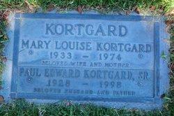 Mary Louise Kortgard