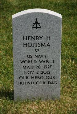 Henry Herman Hank Hoitsma