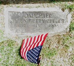 Ellen Betty <i>Ardinger</i> Zeller