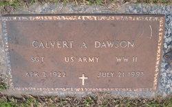 Calvert A. Dawson