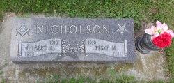 Gilbert Alvin Gib Nicholson