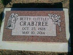 Betty Joe <i>Wood</i> Crabtree