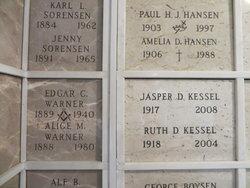 Ruth Dolores <i>Warner</i> Kessel