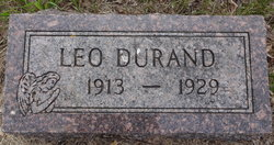 Leo DuRand