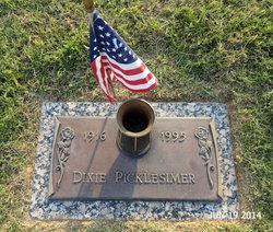 Dixie Larue <i>Hart</i> Picklesimer