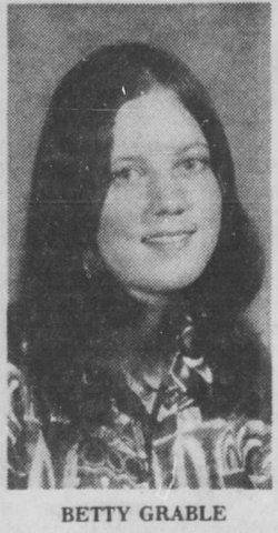 Betty Lynn Grable
