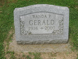 Wanda Paula <i>Kraszewski</i> Gerald