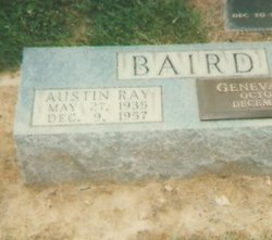 Austin Ray Baird
