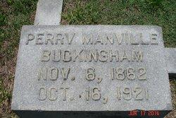 Perry Manville Buckingham