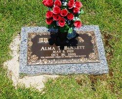 Alma <i>Townley</i> Bennett