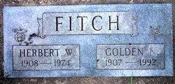 Herbert W Fitch