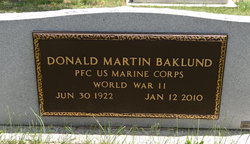 Donald Martin Baklund