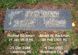 Albert Backman