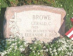 Eleanor F <i>Fox</i> Browe