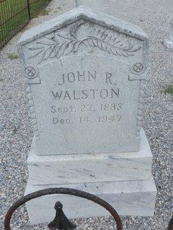 John R. Walston