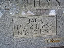 Jack Hysinger