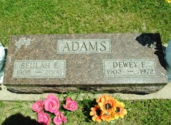 Beulah Ethel Adams