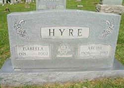 Rev Isabella Hope <i>Lee</i> Hyre