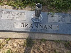 Anna Lucille <i>Cox</i> Brannan