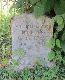 William Alfred Pinkerton