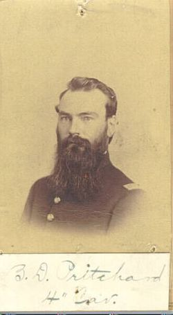 Benjamin Dudley Pritchard