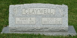 Lucy C. <i>Farrell</i> Claywell