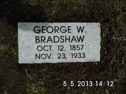 George W Bradshaw