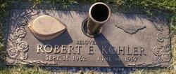 Robert E. Kohler